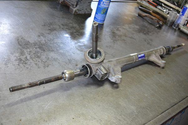 Механична рейка